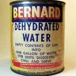 dehydrated water - une bonne proposition de valeur ?
