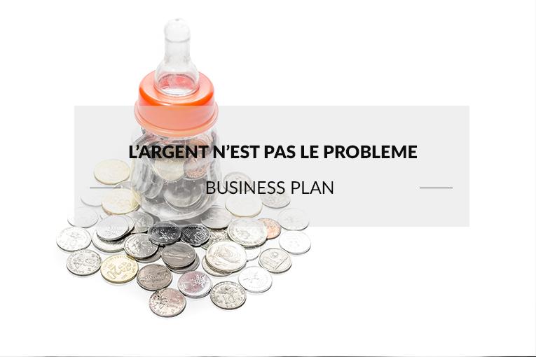 Startup - L'argent n'est pas le problème